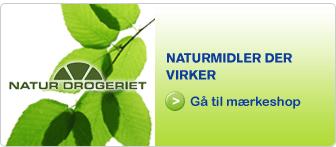 Køb Naturdrogeriet produkter
