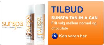 Køb Sunspa til 99 kr.